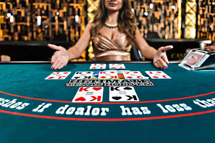 Sick And Bored With Doing Casino The Outdated Manner?
